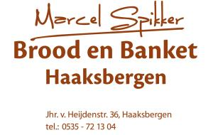 Brood en Banket Marcel Spikker